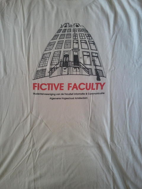 Fictive Faculty - front