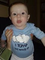 I TCP/IP, but mostly IP